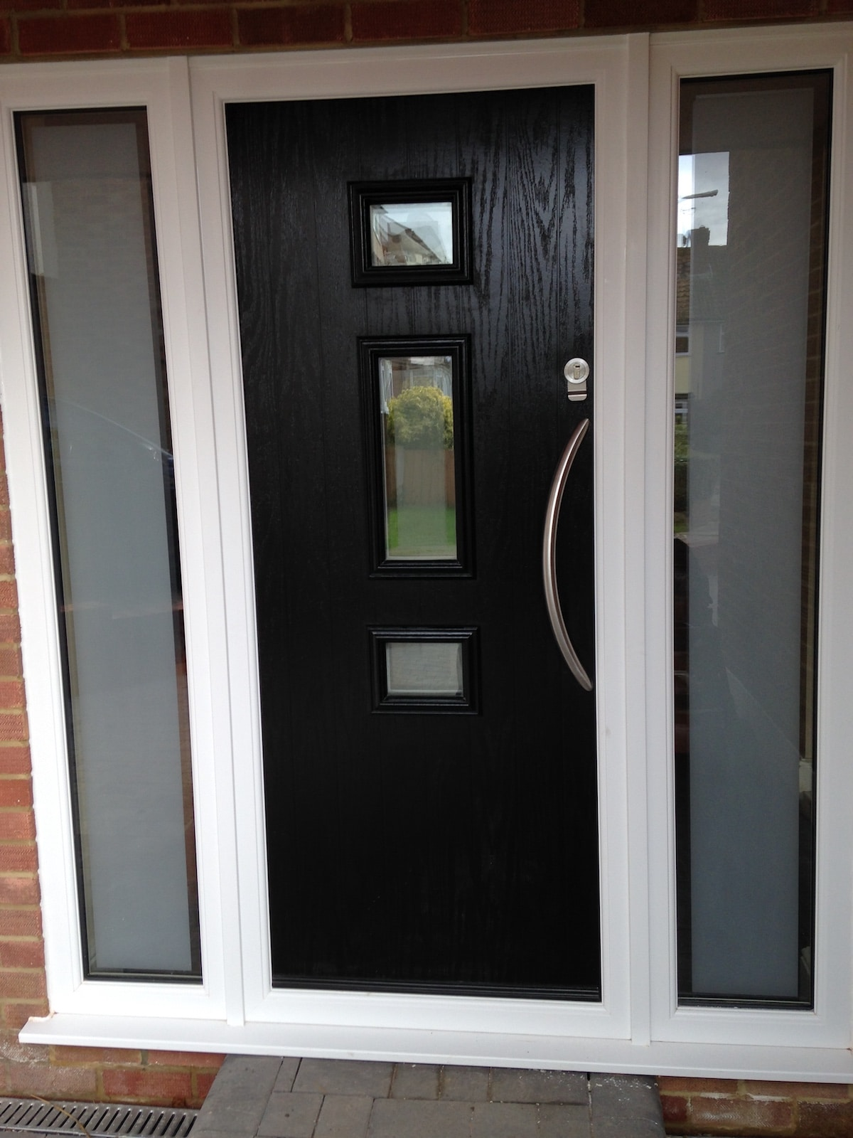the best attitude 10187 3a5b6 What Are The Average Composite Door Prices? - Double Glazing ...