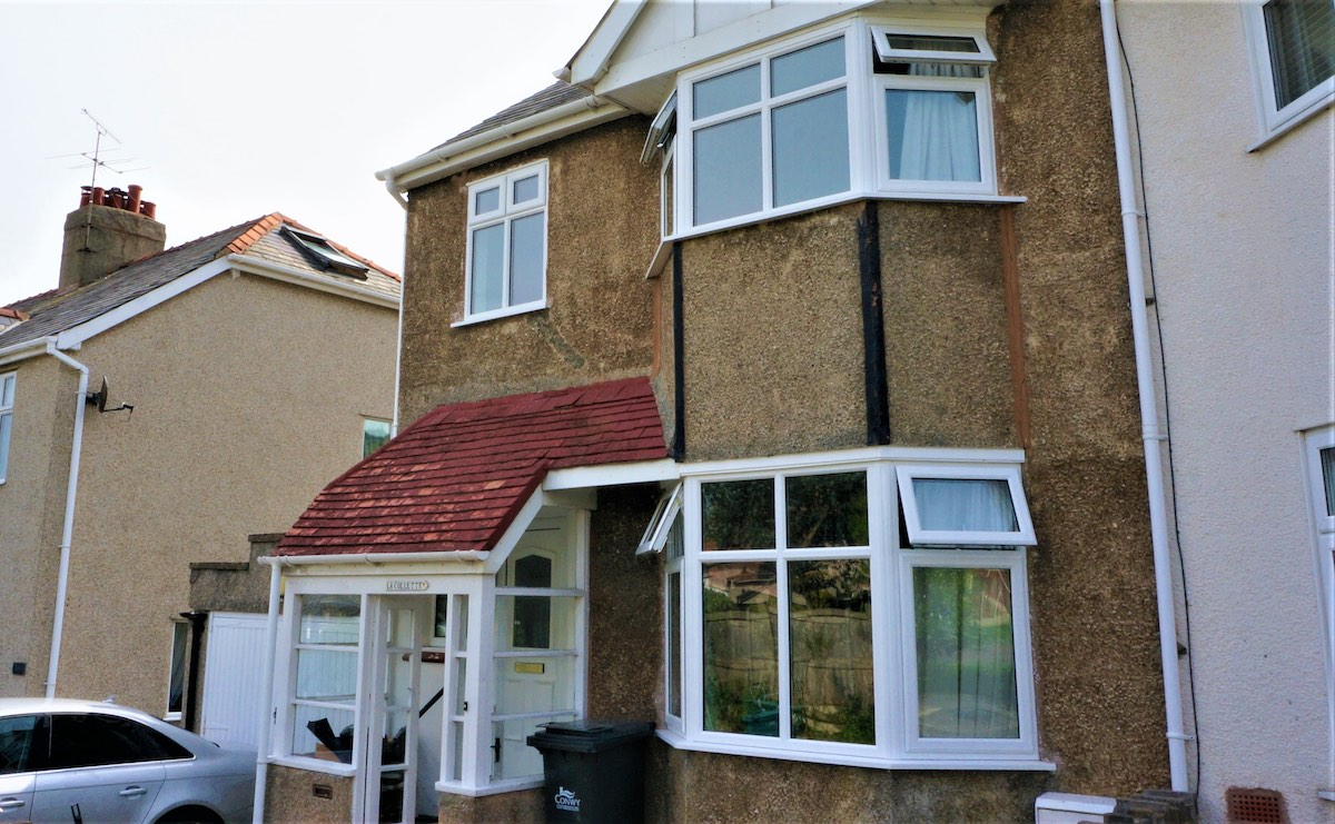 uPVC windows in Whitebrook