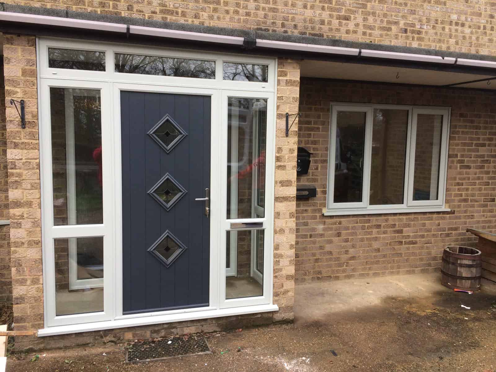 check out 256d2 0f79f Why composite doors are better than standard UPVC front doors
