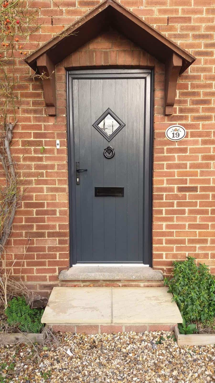 Why composite doors are better than standard UPVC front doors